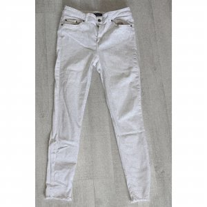 Pieces Skinny Jeans White