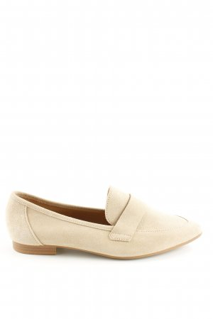 Pieces Slipper creme Business-Look
