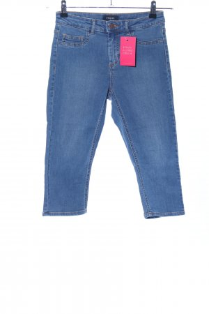 Pieces Stretch Jeans blau Casual-Look