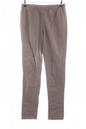 Pieces Stretch Jeans braun Casual-Look