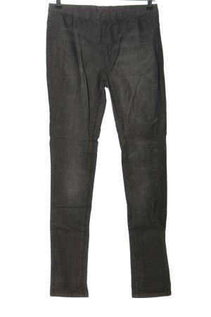 Pieces Stretch Jeans schwarz Casual-Look
