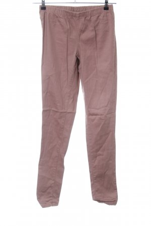 Pieces Stretchhose pink Casual-Look