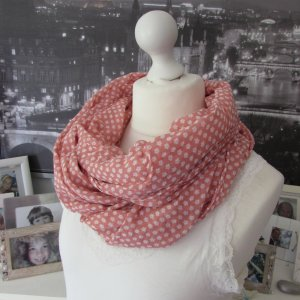 Pieces Neckerchief apricot-white