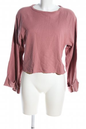 Pieces Sweatshirt pink Casual-Look