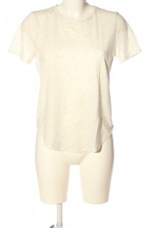 Pieces T-Shirt creme Casual-Look