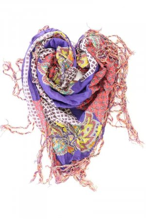 Pieces Chal veraniego multicolor