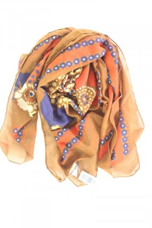 Pieces Summer Scarf multicolored polyester