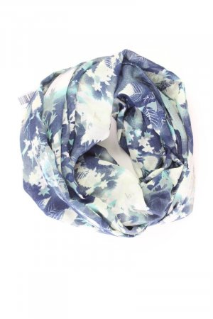 Pieces Chal veraniego azul-azul neón-azul oscuro-azul celeste