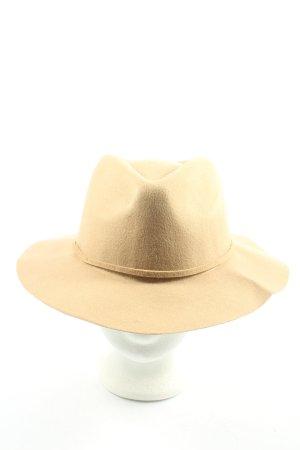 Pieces Woolen Hat nude elegant
