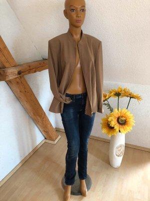 *Pier Angelini* leichte weiche Übergangs-Jacke in Gr 44-46 bequeme XL-Mode !!!
