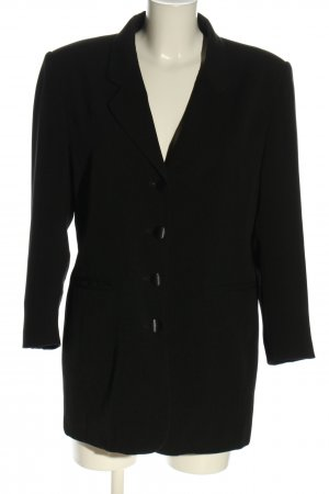 Pier Angelini Long Blazer black business style