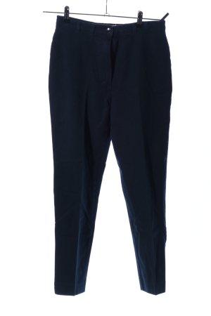 Pier Angelini Jersey Pants blue business style