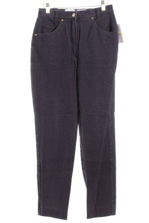 Pier Angelini Stretch Jeans dunkelblau Casual-Look