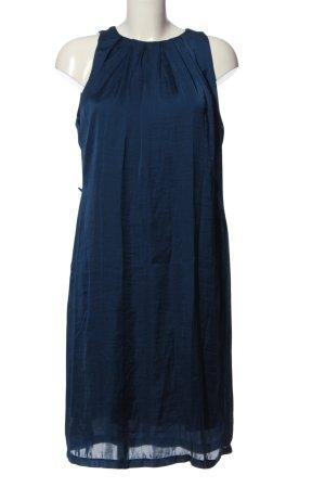 Pier one A-Linien Kleid blau Business-Look