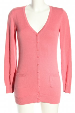 Pier one Cardigan pink Casual-Look