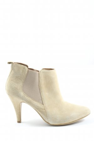 Pier one Chelsea Boots wollweiß Casual-Look