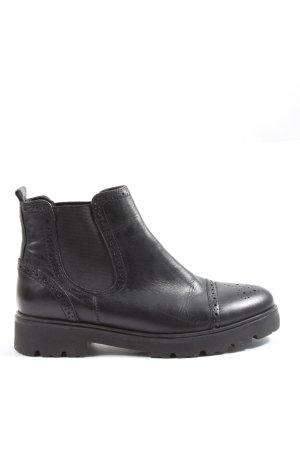 Pier one Chelsea Boots schwarz Casual-Look