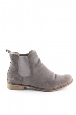 Pier one Chelsea Boots hellgrau Casual-Look