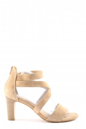 Pier one High Heel Sandaletten nude Casual-Look