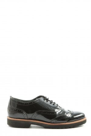 Pier one Oxfords black casual look