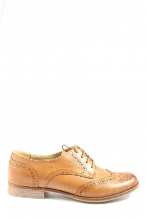 Pier one Oxfords light brown business style