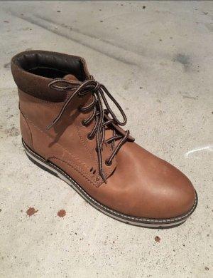 Pier one Aanrijg laarzen bruin