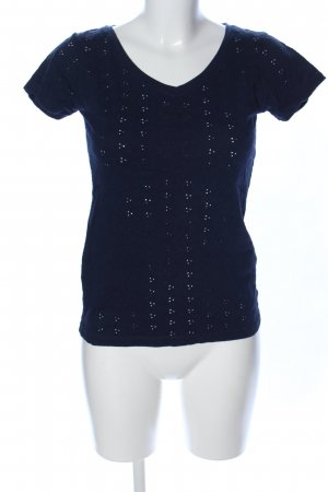 Pier one V-Neck Shirt black casual look