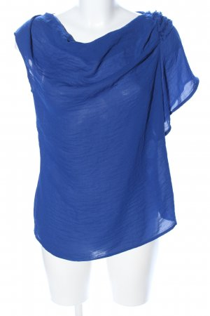 Pier one Wasserfalltop blau Casual-Look
