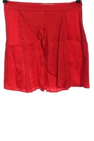 Pierre Balmain Mini rok rood elegant
