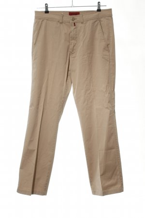 Pierre Cardin Chinohose wollweiß Casual-Look