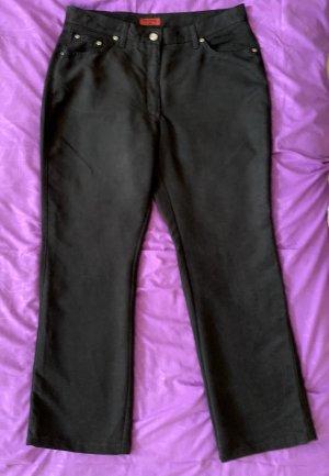 Pierre Cardin Pantalón de cinco bolsillos negro