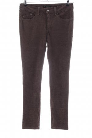 Pierre Cardin Carrot Jeans brown casual look