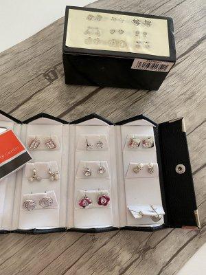 Pierre Cardin Ear stud silver-colored