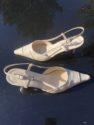 Pierre Cardin Paris, Slingback Pumps Gr 3 (36). KP 120€