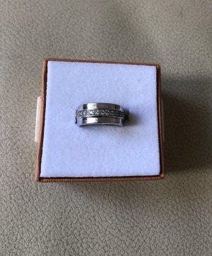 Pierre Cardin Ring aus Silber mit Zirkonia