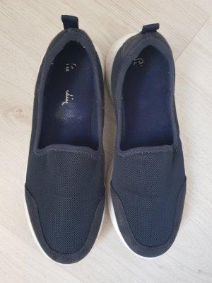 Pierre Cardin Schuhe Blau, Dunkelblau 37, 37,5