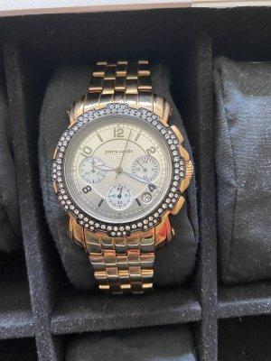 Pierre Cardin Horloge met metalen riempje roségoud