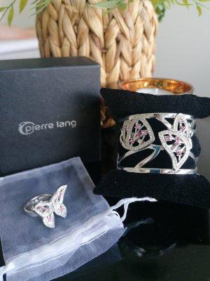 Pierre Lang Braccialetto in argento argento-color oro rosa