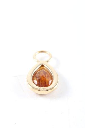 Pierre Lang Anhänger goldfarben-braun Casual-Look
