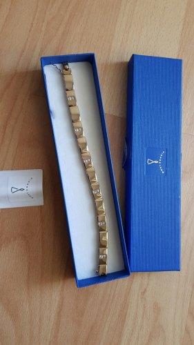 Pierre Lang Bracelet blanc-doré