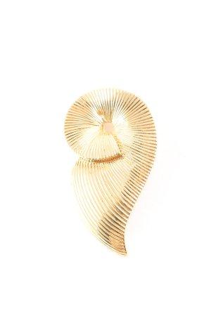 Pierre Lang Brooch gold-colored elegant