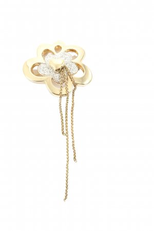 Pierre Lang Broche color oro elegante