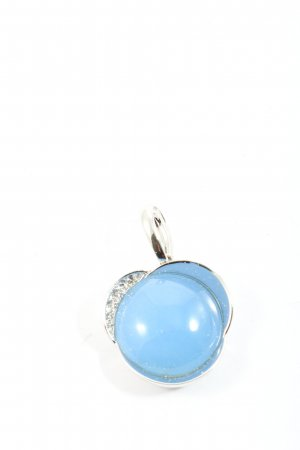Pierre Lang Charm silver-colored-blue casual look