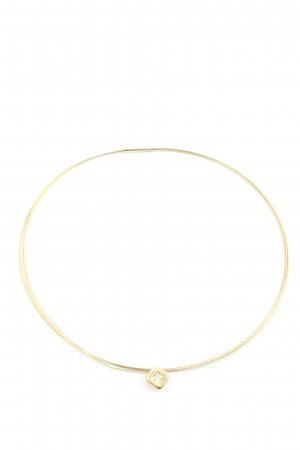 Pierre Lang Collier Necklace gold-colored casual look