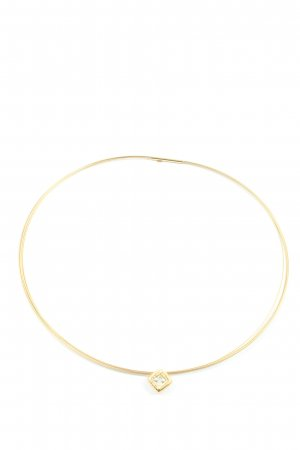 Pierre Lang Collier Necklace gold-colored elegant