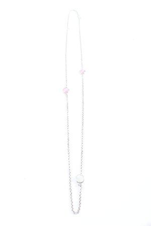 Pierre Lang Collar estilo collier color plata elegante