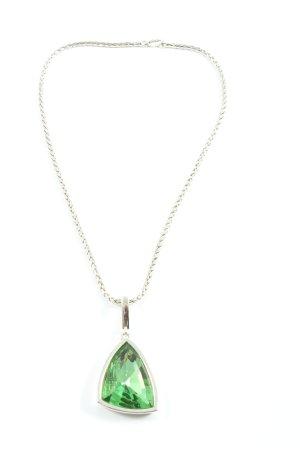 Pierre Lang Collier Necklace light grey elegant