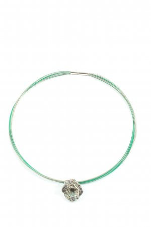 Pierre Lang Collier Necklace silver-colored elegant