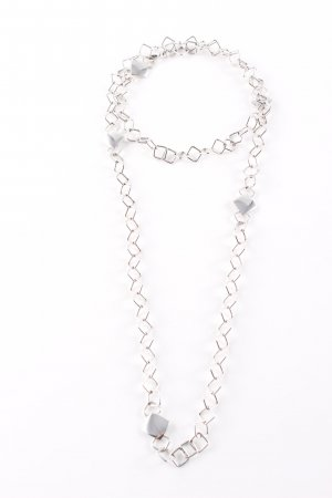 Pierre Lang Link Chain silver-colored casual look