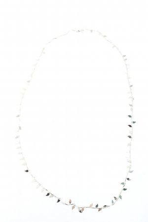 Pierre Lang Halskette silberfarben Casual-Look